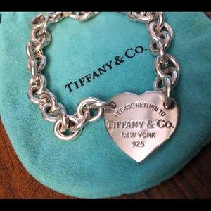 Tiffany Link Bracelet